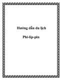 Hướng dẫn du lịch Phi-líp-pin