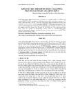 KHẢO SÁT ĐẶC ĐIỂM HÌNH THÁI VÀ GIẢI PHẪU MỘT SỐ LOÀI THUỘC CHI ARTOCARPUS