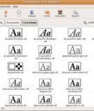 Cách cài đặt font và in ấn tiếng Việt trên Linux
