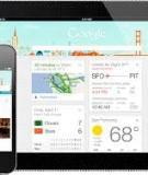 Sử dụng Google Now trên iPhone, iPad và iPod Touch