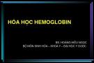HÓA HỌC HEMOGLOBIN