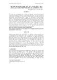 THÀNH PHẦN HÓA HỌC BÙN ĐÁY AO NUÔI CÁ TRA (PANGASIANODON HYPOPHTHALMUS) THÂM CANH