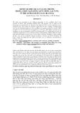 ĐÁNH GIÁ HIỆU QUẢ CỦA COLCHICINE TRONG CHỌN TẠO GIỐNG QUÝT HỒNG LAI VUNG TỨ BỘI (CITRUS RETICULATA BLANCO)