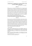 ẢNH HƯỞNG CỦA NHIỆT ĐỘ VÀ ẨM ĐỘ CHUỒNG NUÔI LÊN SỨC KHỎE GÀ ROSS 308