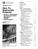 How to Depreciated Property