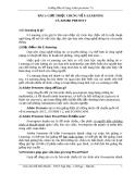 BÀI 1: GIỚI THIỆU CHUNG VỀ E-LEARNING VÀ ADOBE PRESENT
