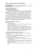 Chương 2: Phần mềm công cụ soạn bài giảng điện tử