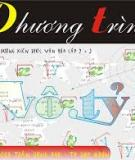 Chuyên đề phương pháp giải phương trình bất phương trình vô tỉ