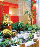 Giữ ngôi nhà hài hòa với việc kết hợp trong trang trí nội thất