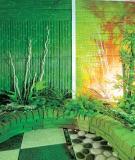 Mộc mạc cho sân vườn