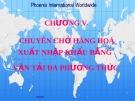 Vận tải đa phương thức quốc tế