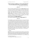 ĐÁNH GIÁ ĐỘC TỐ NHÔM (AL) LÊN SỰ SINH TRƯỞNG CỦA CÂY TRÀM (MELALEUCA CAJUPUTI POWELL)