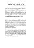 TUYỂN CHỌN DÒNG LÚA THƠM, NĂNG SUẤT CAO PHẨM CHẤT TỐT TỪ TỔ HỢP LAI TP9 X TP5