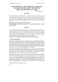 PHÂN NHÁNH CỦA CHU TRÌNH CHỨA HAI ĐIỂM CÂN BẰNG VỚI ĐIỀU KIỆN CỘNG HƯỞNG TRONG MÔ HÌNH ĐỐI LƯU NHIỆT