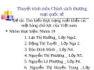 Tìm hiểu thực trạng xuất khẩu của các mặt hàng chủ lực của Việt Nam