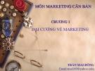Bài giảng môn học Marketing căn bản