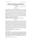 PHÂN TÍCH TÁC ĐỘNG CÁC CHÍNH SÁCH VÀ CHIẾN LƯỢC NÂNG CẤP CHUỖI NGÀNH HÀNG LÚA GẠO