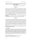PHÂN LOẠI DỮ LIỆU GIEN VỚI GIẢI THUẬT MÁY HỌC ARCX4-RODT