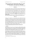 PHÂN LOẠI ĐẤT VÙNG ĐỒNG BẰNG SÔNG CỬU LONG THEO HỆ THỐNG CHÚ GIẢI FAO –WRB (2006)