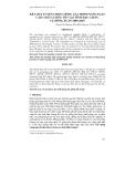 KẾT QUẢ TUYỂN CHỌN GIỐNG LÚA THƠM NĂNG SUẤT CAO CHẤT LƯỢNG TỐT TẠI TỈNH HẬU GIANG VỤ ĐÔNG XUÂN 2009-2010