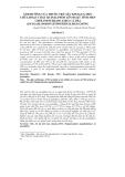 ẢNH HƯỞNG CỦA THUỐC TRỪ SÂU KINALUX 25EC CHỨA HOẠT CHẤT QUINALPHOS LÊN HOẠT TÍNH MEN CHOLINESTERASE (CHE) CÁ TRA (PANGASIANODON HYPOPHTHALMUS) GIỐNG