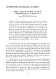 KHÔNG GIAN MẢNH VỠ TRONG TIỂU THUYẾT THÀNH PHỐ QUỐC TẾ CỦA DON DELILLO