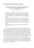 NGHỆ THUẬT TẠO DỰNG CÁC LỚP KHÔNG GIAN KIẾN TRÚC TRÊN TRỤC THẦN ĐẠO KINH THÀNH HUẾ