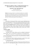 TỔNG HỢP, XÁC ĐỊNH CẤU TRÚC VÀ TÍNH CHẤT HUỲNH QUANG MỘT SỐ PHỨC CHẤT 1,10-PHENANTROLIN TECBI(III)