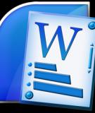 Kiến thức tin học : Xác định nhanh vị trí file trong Word 2013
