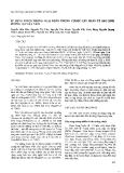 """Báo cáo """" Sử dung piezo trong loại nhân trứng chuột cấy nhân tế bào sinh dưỡng tại Việt Nam"""""""