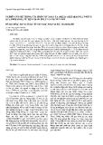 """Báo cáo """"Nghiên cứu hệ thống tái sinh cây xoan ta (Melia azedarach L.) thông qua phôi soma từ thân mầm phục vụ chuyển gen """""""