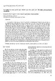 """Báo cáo """"Tái sinh và bảo quản hạt nhân tạo của cây lan hồ điệp (Phalaenopis amabilis) """""""