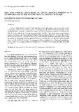 Biểu hiện endo – bêta – 1,4 – mannanase từ chủng Bacillus subtilis G1 ở Escherichia coli và một số tính chất của enzyme tái tổ hợp