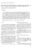 """Báo cáo """" Phân tích sự đa dạng di truyền của 5 giống gà Việt Nam: Gà ác, gà chọi, gà H'Mông, gà hồ và gà tre bằng chỉ thị Microsatellite """""""