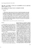 """Báo cáo """"Biểu hiện tái tổ hợp và tinh sạch nucleoprotein (N) của virus dại trong vi khuẩn E.coli """""""