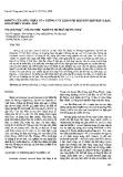 """Báo cáo """"Nghiên cứu kiểu nhân của nhông cát Leiolepis reevesii Reevesii (Gray, 1831) ở Thừa Thiên Huế """""""