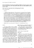 """Báo cáo """" Sử dụng kỹ thuật PCR – DGGE xác định cấu trúc tập đoàn vi khuẩn khử sulfate trong mẫu bùn hồ nhiễm chất diệt cỏ chứa dioxin tại sân bay Đà Nẵng"""""""