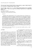 """Báo cáo """"ứng dụng kỹ thuật RT-PCR trong chẩn đoán các bệnh virus xoắn lá và vàng mép lá trên cây dâu tây In Vitro """""""