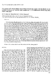 """Báo cáo """" ứng dụng kỹ thuật phân tích phân tử để xác định thành phần và số lượng vi sinh vật trong thí nghiệm xử lý ô nhiễm dầu bằng phương pháp sinh học"""""""