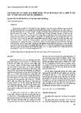 """Báo cáo """"Tái sinh cây in vitro qua phôi soma từ lá mầm hạt chưa chín ở cây đậu tương (Glycine max (L.) merrill) """""""