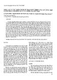 """Báo cáo """" Phân lập và xác định trình tự đoạn điều khiển của gen tổng hợp đường (Rsuc1 - promoter) từ các giống lúa Việt Nam """""""