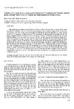 """Báo cáo """" Nghiên cứu khả năng làm sạch toluene từ không khí trong phòng bằng tổ hợp thực vật và vi khuẩn Pseudomonas putida TVA8 """""""
