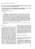 """Báo cáo """" nghiên cứu sản xuất chế phẩm sinh học nitrobact ứng dụng trong xử lý nước nuôi tôm tại Thừa Thiên Huế"""""""