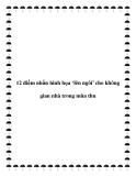 12 điểm nhấn hình họa 'lên ngôi' cho không gian nhà trong mùa thu