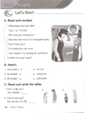 Let's go 4 Work Book (3rd edition) part 2