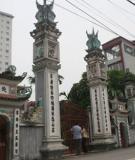 Không gian làng cổ mai một trong cơn lốc đô thị hóa