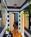 Những mẫu hành lang đẹp cho nhà xinh