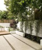 Thiết kế vườn trên mái nhà