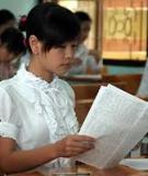 ĐỀ THI TUYỂN SINH ĐẠI HỌC NĂM 2013 Môn: TIẾNG PHÁP; Khối D - Mã đề thi 264