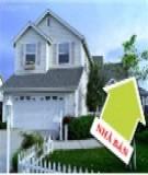 10 lỗi thường gặp khi bán nhà